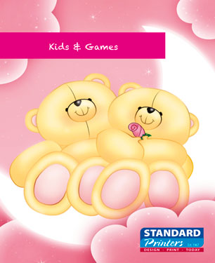 kids and games catalogue
