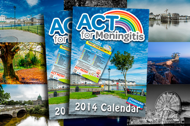 act for meningitis calendar