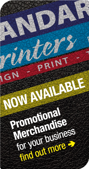 standard printers promotional merchandise range of gifts