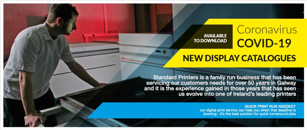 Standard Printers | Welcome To Galway's Leading Printer