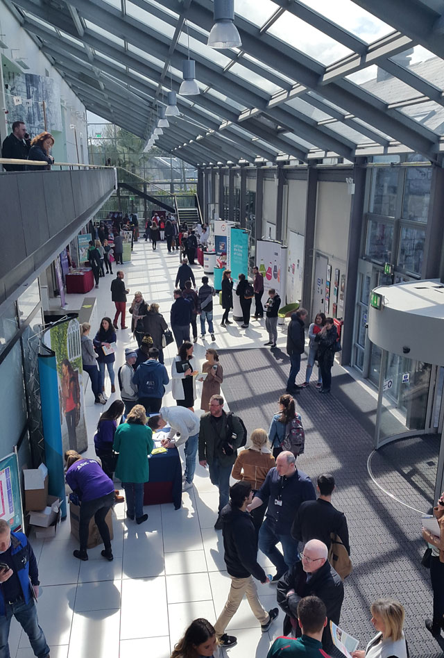 Open Day 2016 at the National University of Ireland, Galway